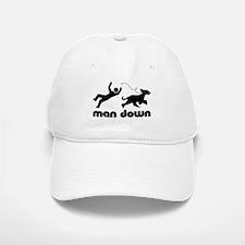 man down afghan Baseball Baseball Cap