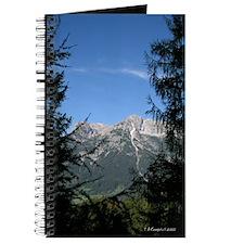 Austria Alps Mountains - Journal