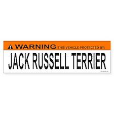 JACK RUSSELL TERRIER Bumper Bumper Sticker