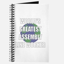 World's Greatest Assembly Lin Journal