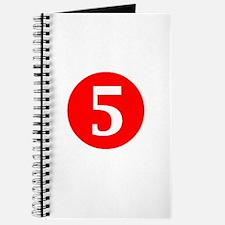 Fifth Birthday Journal