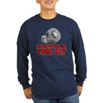 REDNECK TOOL KIT Long Sleeve Dark T-Shirt