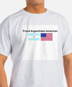Proud Argentinian American T-Shirt