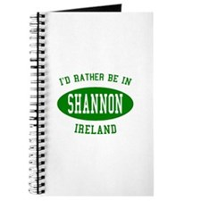 I'd Rather Be in Shannon, Ire Journal