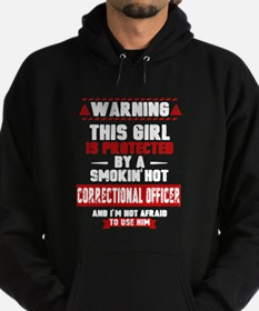Correctional Officer Hoodie (dark)