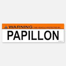 PAPILLON Bumper Bumper Bumper Sticker