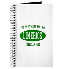 I'd Rather Be in Limerick, Ir Journal