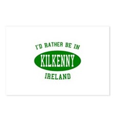 I'd Rather Be in Kilkenny, Ir Postcards (Package o