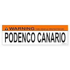 PODENCO CANARIO Bumper Bumper Sticker