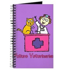 Future Veterinarian (girl) Journal