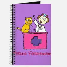 Future Veterinarian (girl) Journal