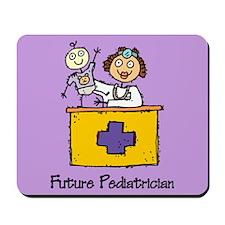 Future Pediatrician (girl) Mousepad