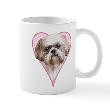 Heart Shih Tzu - Mug
