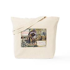 Woman Suffrage Procession Tote Bag