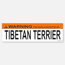 TIBETAN TERRIER Bumper Bumper Bumper Sticker