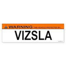 VIZSLA Bumper Bumper Sticker