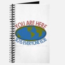 You Are Here Environmental Journal