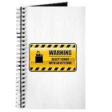 Warning Receptionist Journal