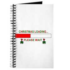 CHRISTMAS LOADING... Journal