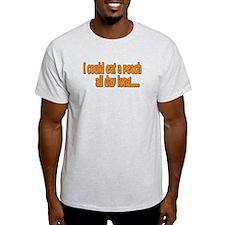 Eat a peach T-Shirt