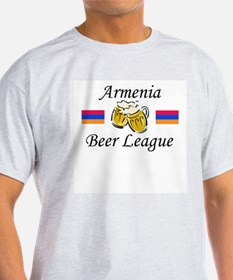 Armenia Beer League T-Shirt