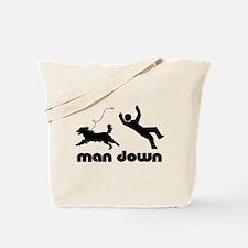 man down springer Tote Bag