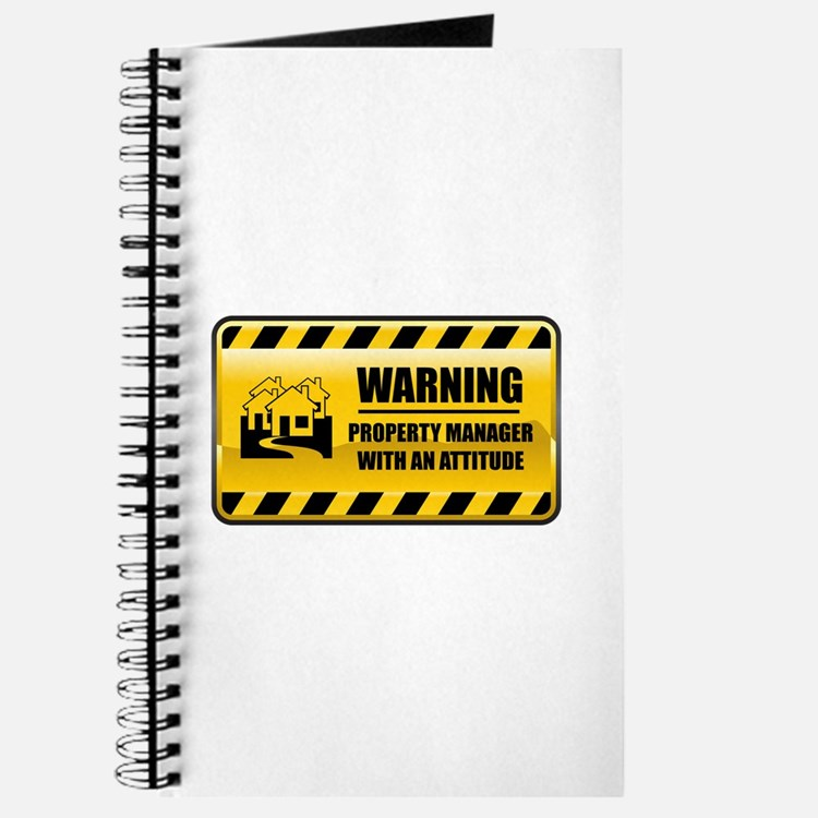 Warning Property Manager Journal