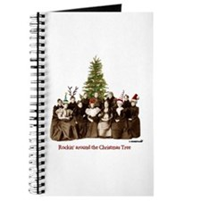 Rockin' Christmas Journal