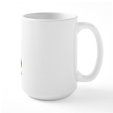 Stuart - What does mommy say. Large Mug