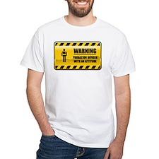 Warning Probation Officer Shirt