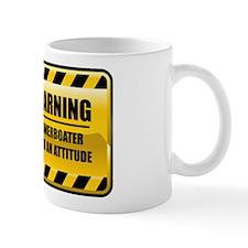 Warning Powerboater Mug