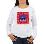 Carolers Women's Long Sleeve T-Shirt
