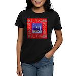 Carolers Women's Dark T-Shirt