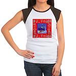 Carolers Women's Cap Sleeve T-Shirt