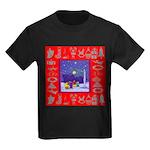 Carolers Kids Dark T-Shirt