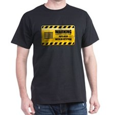 Warning Pipelayer T-Shirt