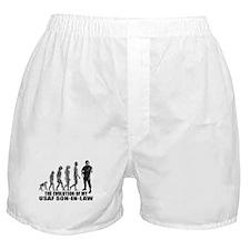 Evolution - My USAF Son-n-Law Boxer Shorts