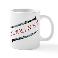 Clarinet Music Mug