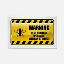 Pest Control Magnets | Pest Control Refrigerator Magnets ...