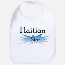 Haitian Star Bib