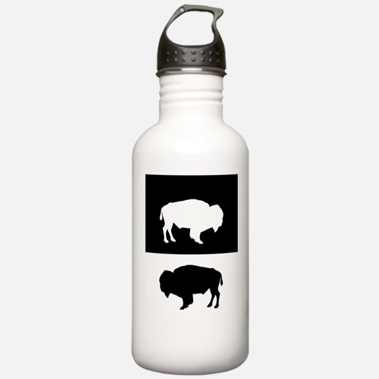 Bisons Water Bottle