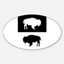Bisons Decal