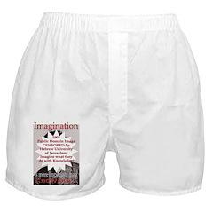 Einstein 1905 Boxer Shorts