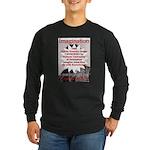 Einstein 1905 Long Sleeve Dark T-Shirt
