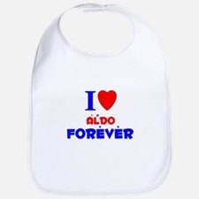I Love Aldo Forever - Bib
