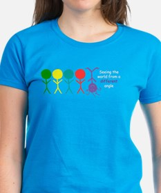 Seeing The World Tee (4 colors)