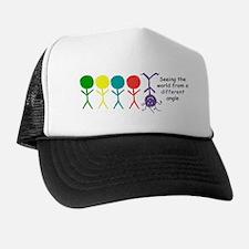 Seeing The World Trucker Hat