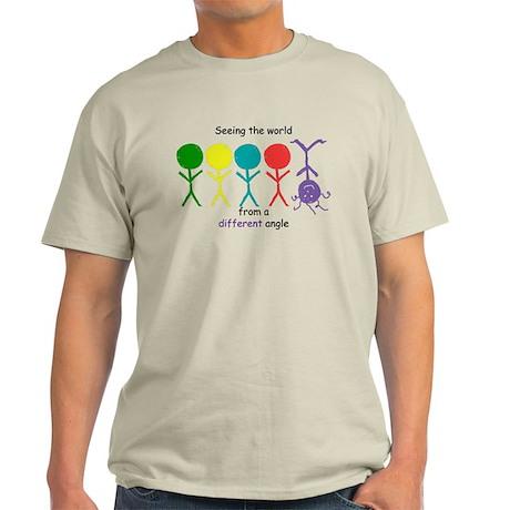 Seeing The World Light T-Shirt