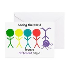 Seeing The World Greeting Cards (Pk of 20)