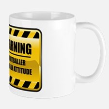 Warning Paintballer Mug